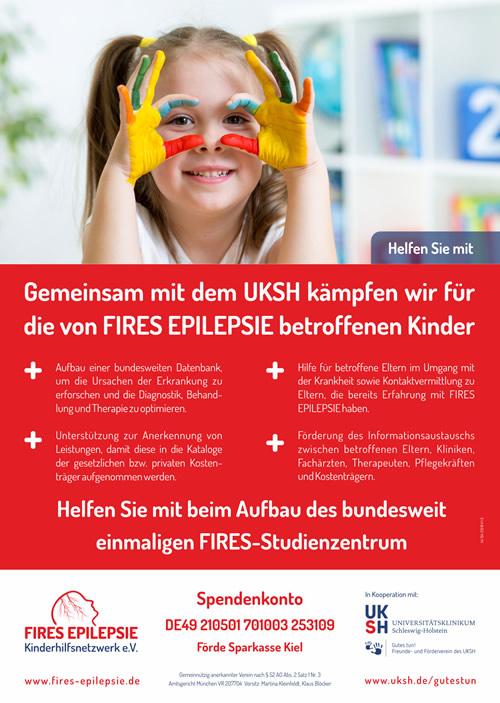 Infoplakat Nr. 2 (500px) FIRES EPILEPSIE Kinderhilfsnetzwerk e.V.