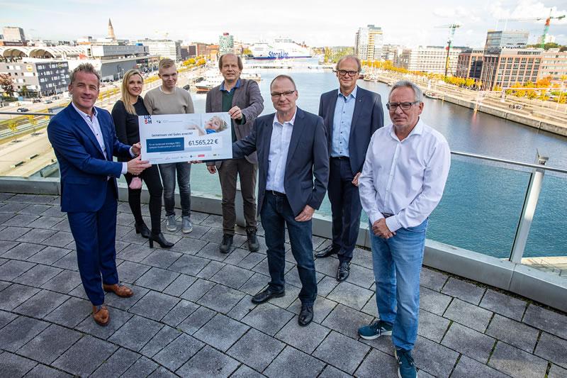 61.565 Euro: Erstes Etappen-Spendenziel für bundesweit erstes FIRES-Studienzentrum erreicht!