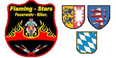 Flaming Stars Feuerwehr Biker Schleswig Holstein, Hessen und Bayern